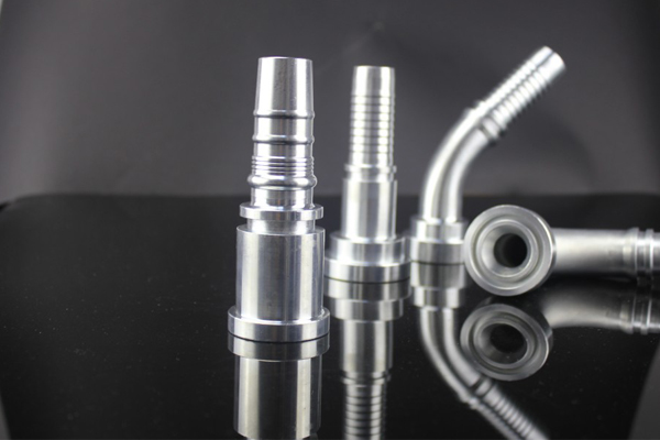 Raccord de tuyau en spirale 9000PSI
