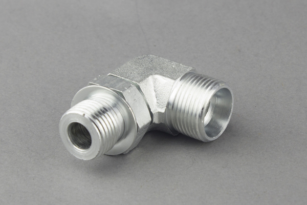 Adaptateurs hydrauliques de coude
