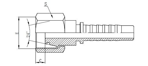 Pièces de rechange pour assemblage hydraulique