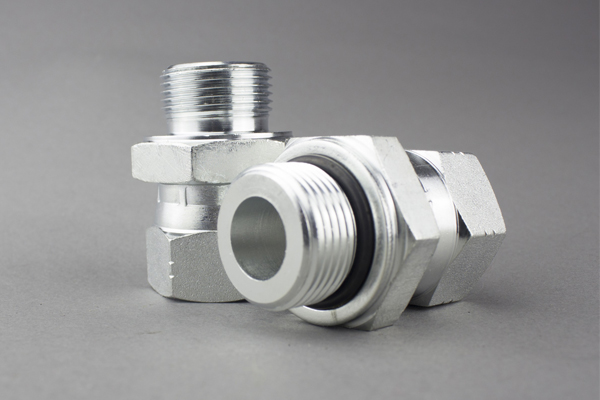 Connecteurs de tuyaux SAE à joint torique