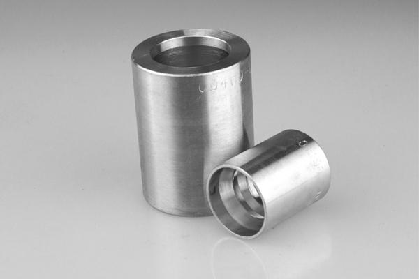 Colliers hydrauliques zingués